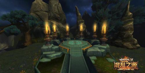 图片: 图1《神魔大陆·混乱之源》宁静的祭坛将迎来一批新的勇士.jpg